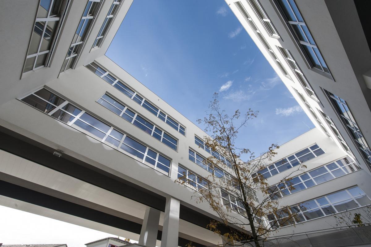 Sozialzentrum Salzburg-Lehen